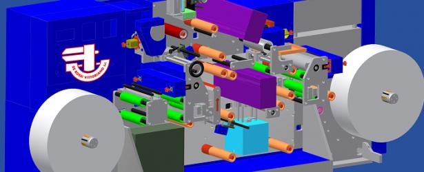 Progettazione macchine rotative