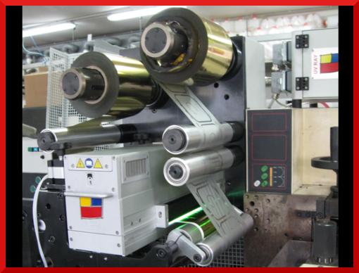 Sistema per stampa a freddo