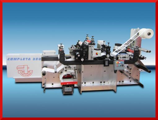 Modular rotary machine COMPLETA 350