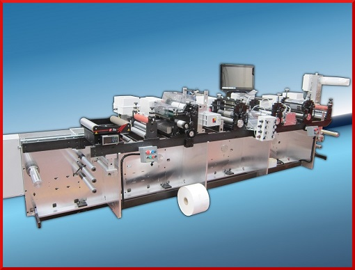 Custom rotary machines manufacturing for printing and die cutting