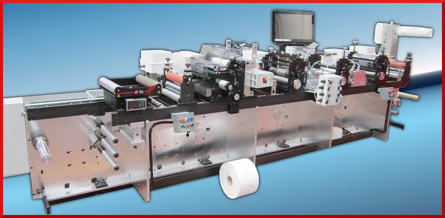 COMPLETA 350 modular machine for custom jobs